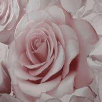 Muriva Madison Rose Glitter Raspberry 139521 Wallpaper